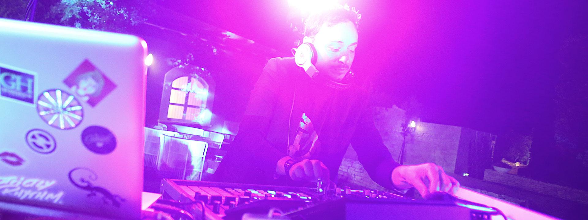 DJ e artisti nozze | Danny Deejay Matrimonio Puglia