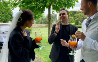 Dj per matrimonio a Ruvo di Puglia | Danny Dj e Sposi Ricevimento presso Lady Tiffany