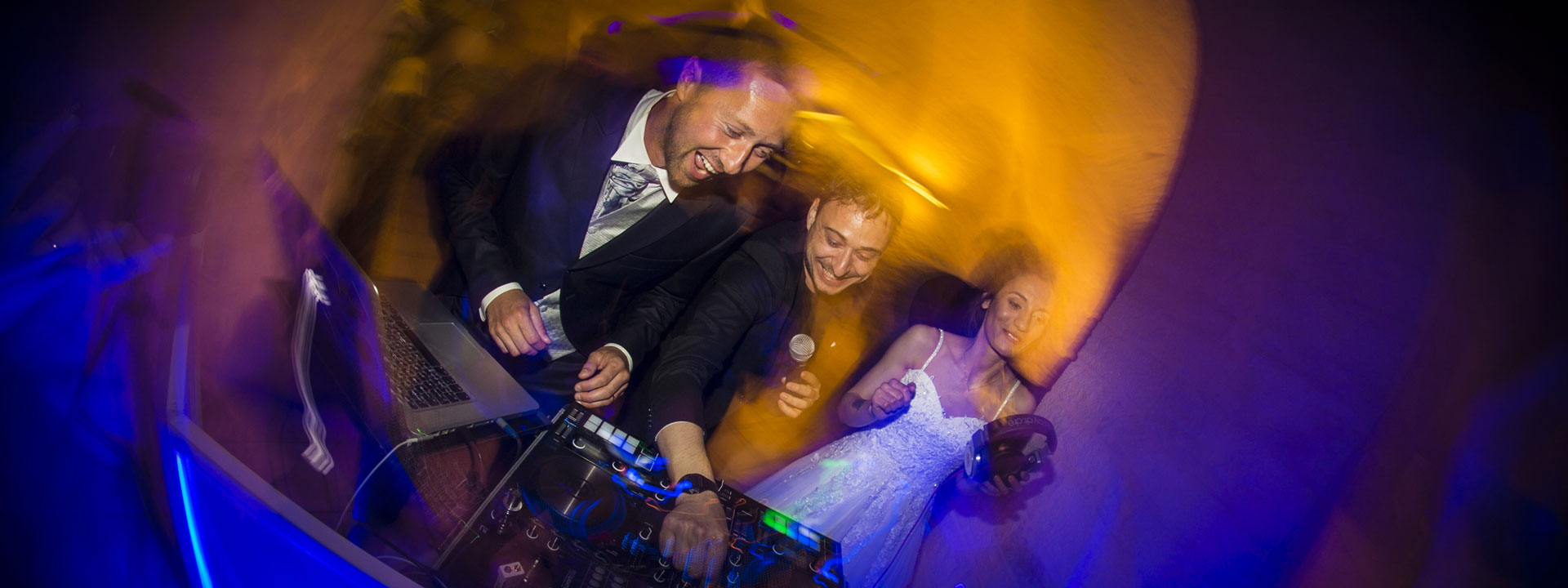 La Musica degli Sposi Felici & Danny Dj Matrimonio