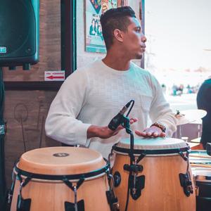 percussionista brasiliano per matrimonio in puglia