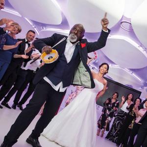 Percussionista brasiliano matrimonio in puglia