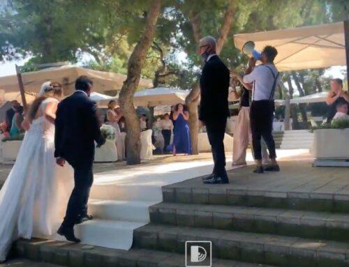 Recensione e videocronaca di un matrimonio con dj e live band a Ruvo di Puglia
