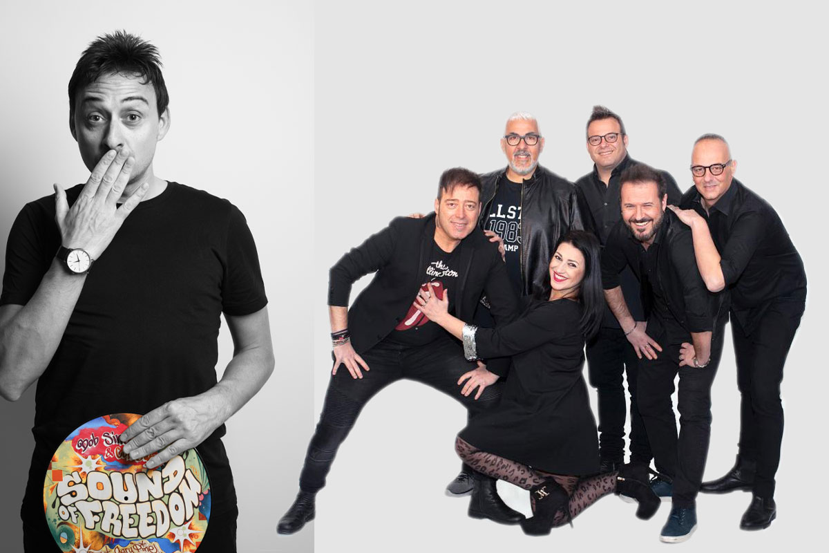 Danny Dj e Capri Band