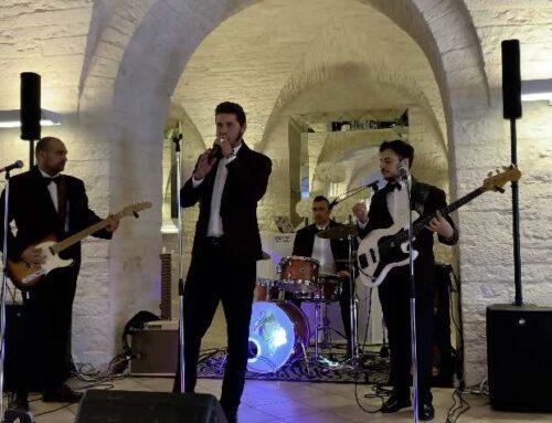 Matrimonio Rock'n'Roll, Rockabilly con Live Band, Dj e Spettacolo Luci in Puglia