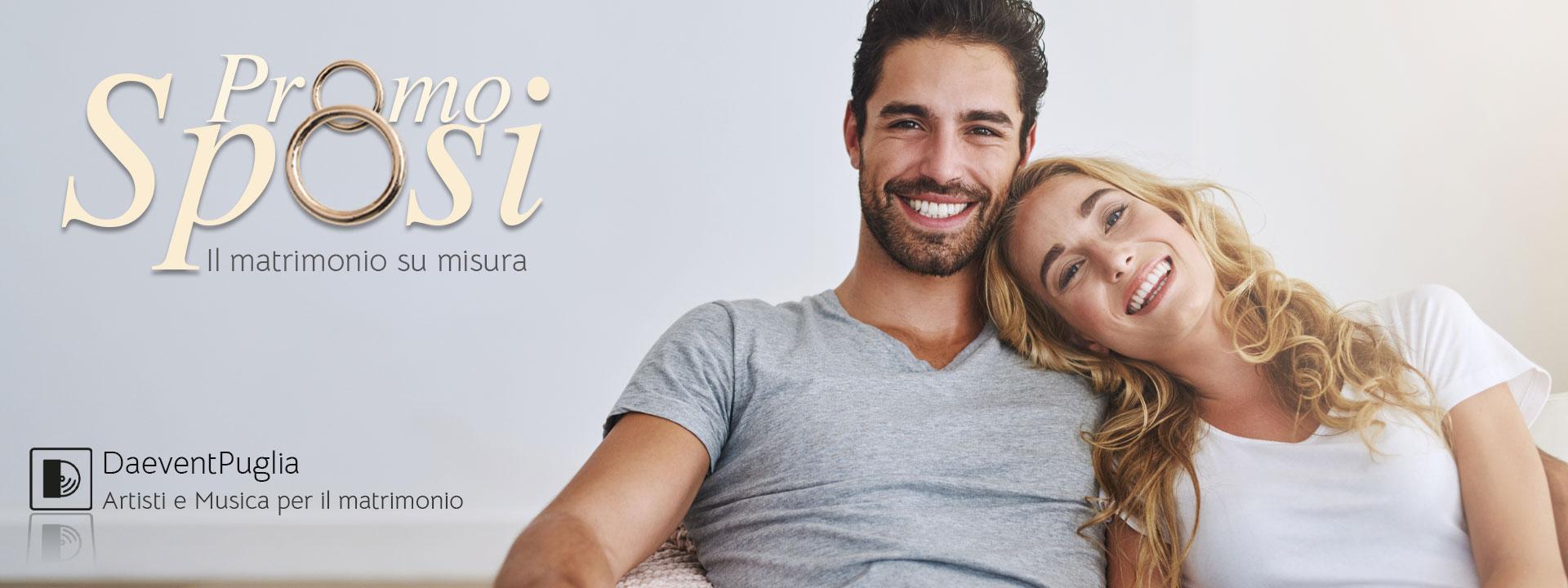 Promo Sposi Matrimonio 2021 2022 Puglia