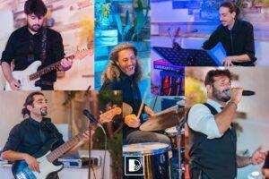 Show Band musica italiana e non solo per matrimoni in Puglia
