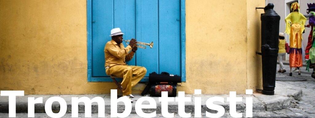 Trombettista e cantante cubano