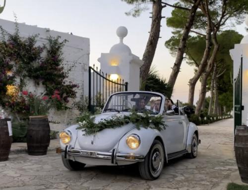 Matrimonio Country Chic in Puglia con Dixieland Band, Dj e Spettacolo Luci